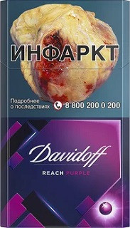 Davidoff Reach Purple