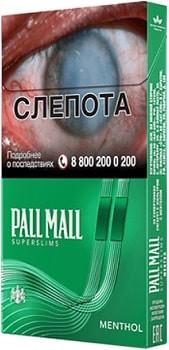 Pall Mall menthol