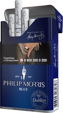 Philip Morris Blue
