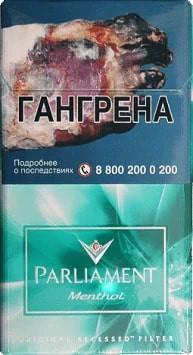 Parliament menthol
